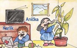 Úrazy a otravy u dětí