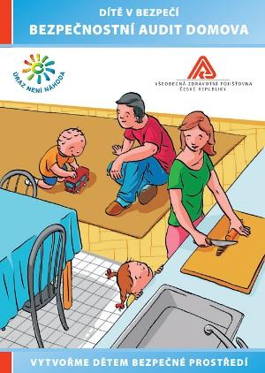 Úraz není náhoda - audit domova