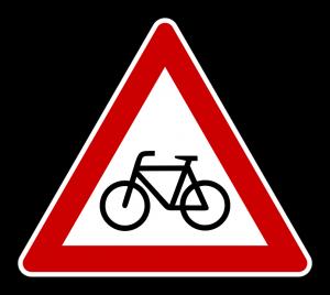 dítě jako cyklista